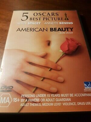 AU4.89 • Buy American Beauty - DVD Like New - Kevin Spacey Annette Benning Chris Cooper