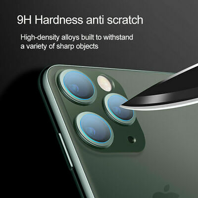 Rear Camera Lens Protector Cover Tempered Glass For IPhone X 11 MAX 7 8 PLUS XR • 1.99£