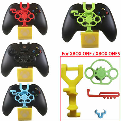 $23.46 • Buy Video Game Mini Racing Steering Wheel Set For XBOX ONE/XBOX ONES Controller
