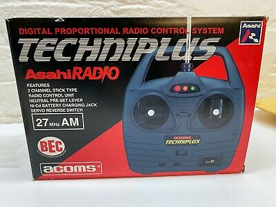 Acoms Techniplus AP-202 27MHz 2-Channel - Brand New In Box • 49.50£