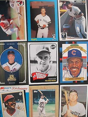 $ CDN1.35 • Buy Nice Lots...Baseball Card Hall Of Famers  –  Check It Out!!!