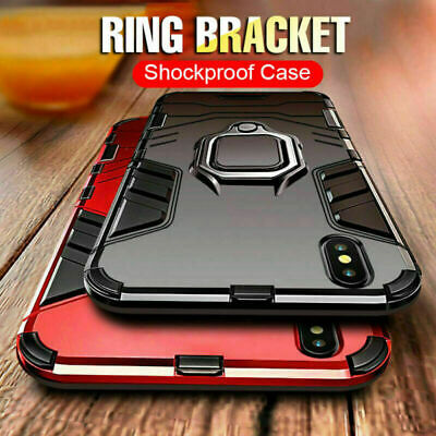 £4.45 • Buy Dust Proof Shockproof Armour Heavy Duty Tough Case Cover IPhone SE 6 7 8 X 11 12