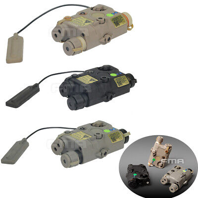 FMA PEQ LA5 Upgrade Version LED White Light+ Green Laser With IR Lenses • 41.79£