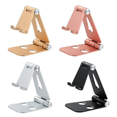 $8.99 • Buy Cell Phone Foldable Tablet Switch Stand Aluminum Desk Table Holder Cradle Dock