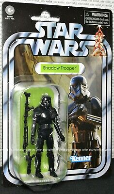 $ CDN44.98 • Buy Hasbro Star Wars Vintage Collection 3.75  Figure VC163 Shadow Trooper