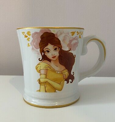 Beauty And The Beast Princess Belle Mug From Disney Store • 5.50£