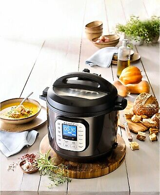 $89.99 • Buy Instant Pot Duo Nova Stainless Steel 6 Quart 7-in-1 One Touch Multi Cooker