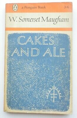 £5.75 • Buy Original Vintage Penguin Book - Cakes And Ale W. Somerset Maugham  No. 651