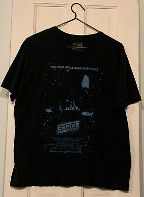 $10 • Buy Star Wars Empire Strikes Back T-shirt Size XL