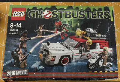 Lego Ghostbusters Ecto 1 & 2 75828 With Instructions & Box • 45£