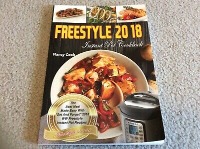 $5 • Buy Freestyle 20 18 Instant Pot Cookbook By Nancy Cook