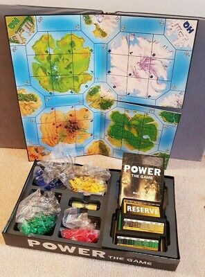 Power The Game By Spears. A 2 Player Strategy Game • 3.80£