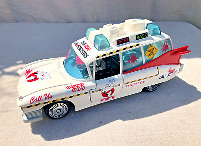 Real Ghostbusters Kenner Ecto 1 Vintage Ecto 1a • 72£