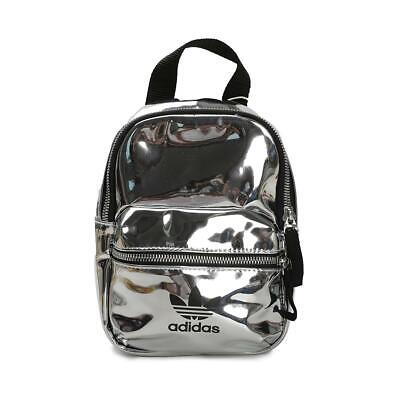 AU44.95 • Buy Adidas Originals Women's Mini Backpack - Silver