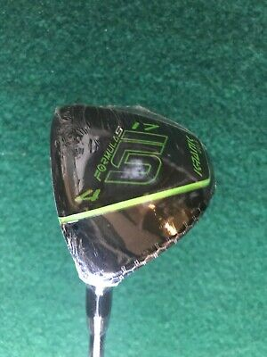 $ CDN93.75 • Buy Krank Formula 5 Fairway Wood #4-17* Left Handed Senior Flex New