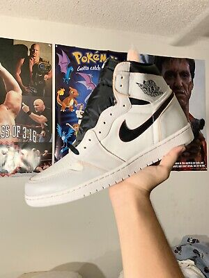 $125 • Buy Nike Air Jordan 1 Retro High OG Defiant SB NYC To Paris Men's Size 14 CD6578-006