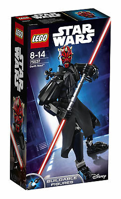 AU88 • Buy Brand New LEGO Star Wars Darth Maul 2018 (75537)