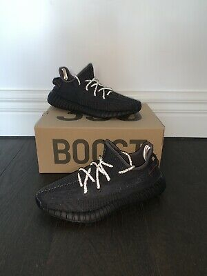 AU500 • Buy Authentic Adidas Yeezy 350 V2 Black Non-Reflective US11