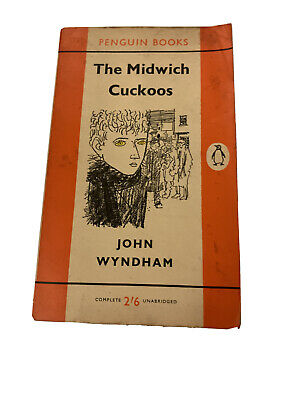 The Midwich Cuckoos By John Wyndham Penguin Paperback 1960 • 4.99£