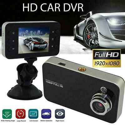 In CAR DVR Compact Camera Full HD 1080P Recording Dash New Motion Y3D2 R6I6 • 7.31£