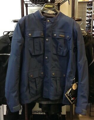 $ CDN573.42 • Buy Klim Revener Jacket Size XL Blue 3896-000-150-200