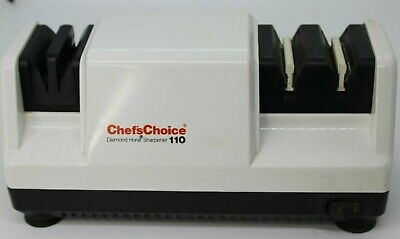 $24.99 • Buy Chef's Choice 110 Professional Diamond Hone 3 Stage Electric Knife Sharpener