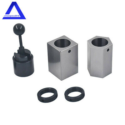 $ CDN60.08 • Buy NEW 5c Collet Block Set- Square, Hex, Rings & Collet Closer Holder