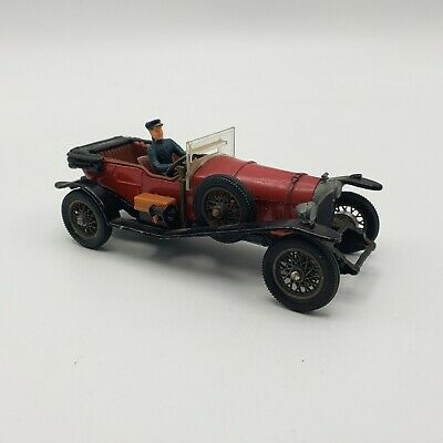$14.95 • Buy Corgi Classics 1927 Bentley Le Mans Red 1:43 Diecast Model