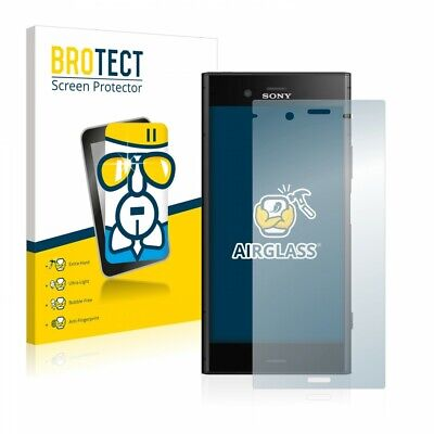 AU39.99 • Buy Sony Xperia XZ1 , BROTECT® AirGlass® Premium Glass Screen Protector Clear