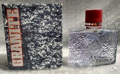 $16 • Buy Avon Granite Men's Aftershave Splash  3 Oz New Old Stock VTG 1990 Hard To Find