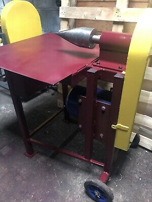Electric LOG SPLITTER 4kw WOOD TIMBER CUTTER 3 Phase 4kW • 219£