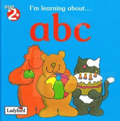 Ladybird, I'm Learning About...ABC, Very Good, Hardcover • 2.99£