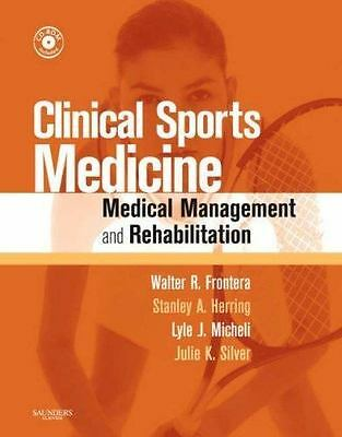£128.02 • Buy Clinical Sports Medicine : Medical Management And Rehabilitation (2006, Mixed...