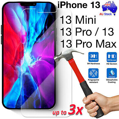 AU5.39 • Buy 9H Tempered Glass | Film Screen Protector For IPhone 11 Pro Max SE 2020 XR XS 8