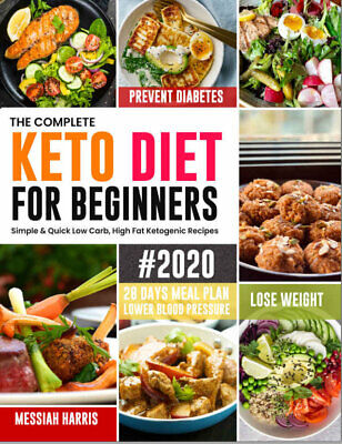 $1.99 • Buy The Complete Keto Diet For Beginners #2020  Simple & Quick Low Carb, (((P.D.F)))