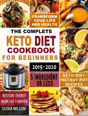 $1.99 • Buy The Complete Keto Diet Cookbook For Beginners 2019-2020 – (((P.D.F)))