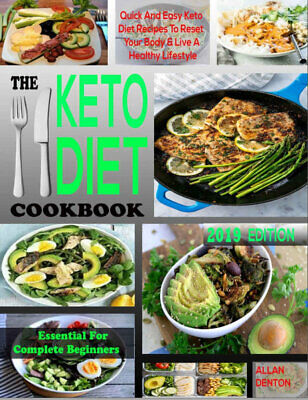 $1.99 • Buy THE ESSENTIAL KETO DIET COOKBOOK FOR COMPLETE BEGINNERS – Quick And (((P.D.F)))