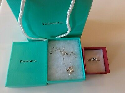 $42 • Buy Tiffany & Co Paloma Picasso Loving Heart Necklace Sterling Silver
