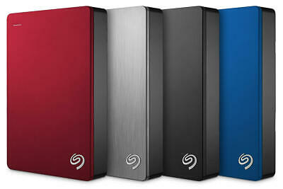 AU194 • Buy Seagate 5TB Backup Plus Portable 2.5  External HDD Hard Drive USB 3.0 PC/MAC