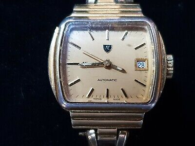 AU75 • Buy Vintage Ladies Watch Nivada Automatic Swiss Made & Working