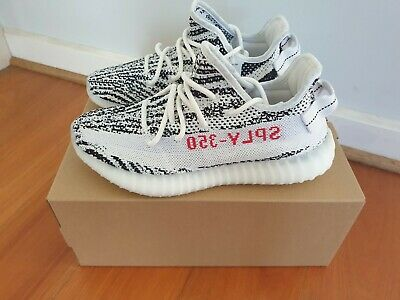 AU650 • Buy Yeezy Boost 350 V2 Zebra, Mens Size 7. Womens Size 8.5 Brand New Adidas