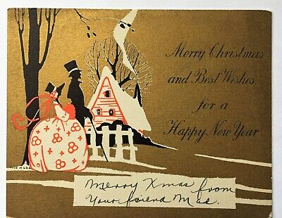 $ CDN12 • Buy Christmas Card Vintage Greetings Early 1900s Collectible Christianity Religion
