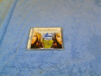Opera Babes, Beyond Imagination CD Album 2002 Sealed New • 7.99£