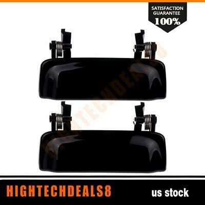 $13.91 • Buy For Ford Explorer Sport Trac Mountaineer 98-01 Outer Door Handle Pair Fo1310117