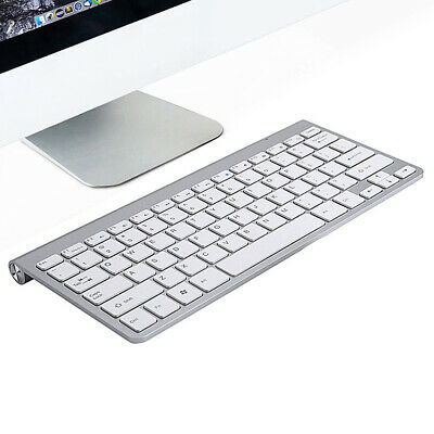 2.4G Waterproof Mini Wireless Keyboard And Mouse Set For Apple Mac PC Computer • 16.99£
