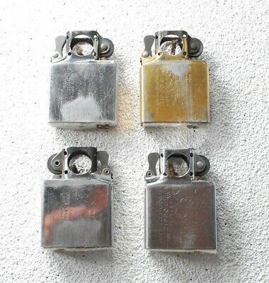 $2 • Buy 4 Vintage Zippo  Insert  Only  For Pipe Lighter Flint, Cotton, Wick