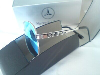 Mercedes Designer Sunglasses With Case, Wipe And Authenticity In Box. Brand New • 19£
