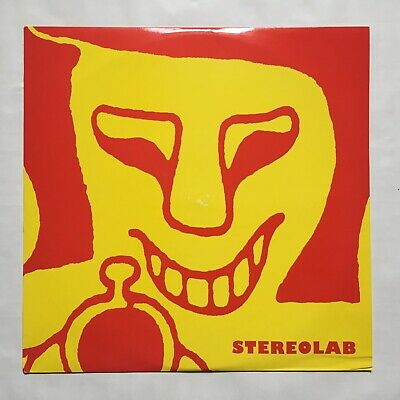 Stereolab -  Super-Electric 10  Vinyl EP PURE4 1991  • 9.99£