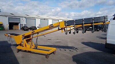 Hi-Rise Powered Loading And Unloading Conveyor Fully Adjustable Wagon/container • 8,000£
