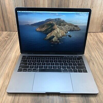 $1525 • Buy Apple MacBook Pro 2019 Space Gray 13  Touch Bar 1TB SSD 16GB RAM 2.4GHz Tested